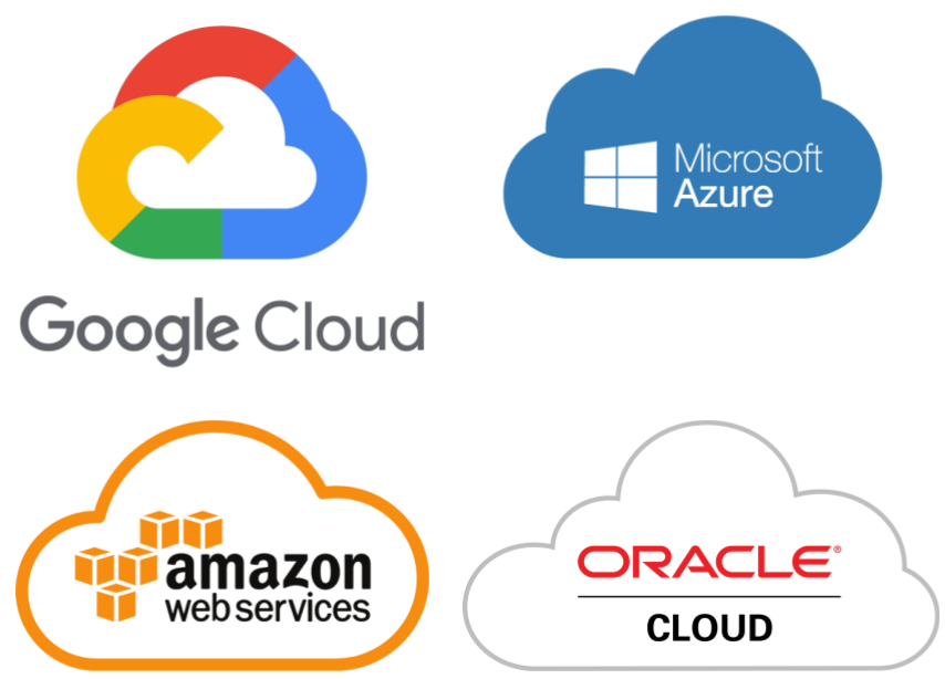 Weaviate on Google Cloud Platform - AWS - Azure - Oracle Cloud
